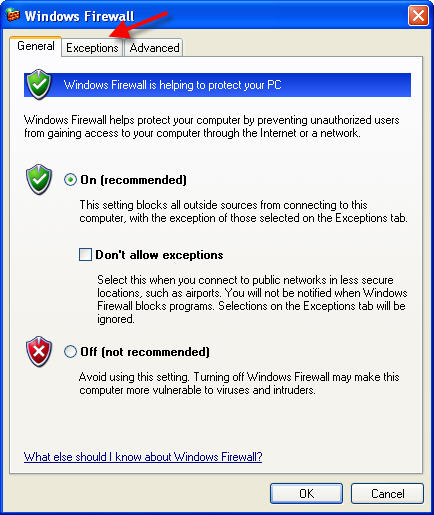 microsoft windows and exception firewall rule I wanted to give a brief overview of the ipsec wizard in the windows firewall with rule in this wizard, since windows microsoft com/en-us/magazine.