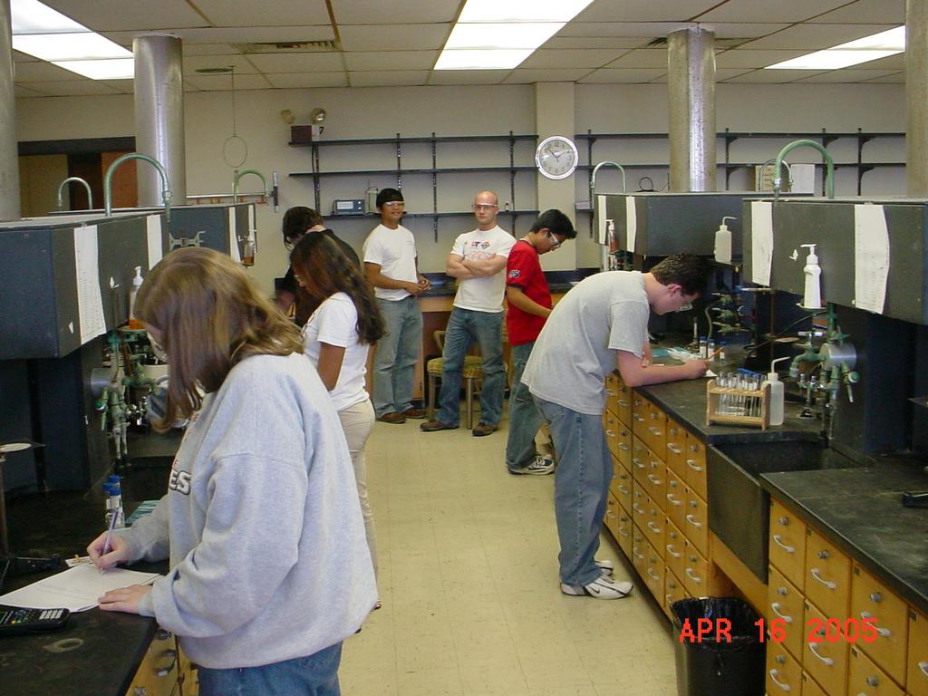 lab practical exam
