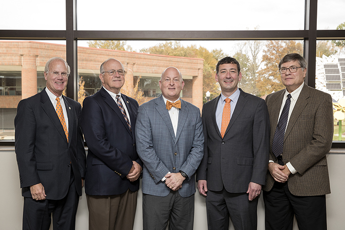 UT Martin | Dunagan Chair of Banking hosts Bankers Luncheon