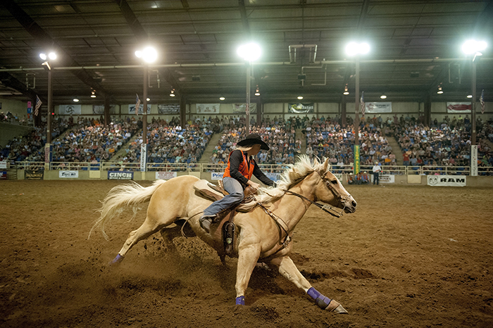 Ut Martin College Rodeo Returns To Martin April 6 8