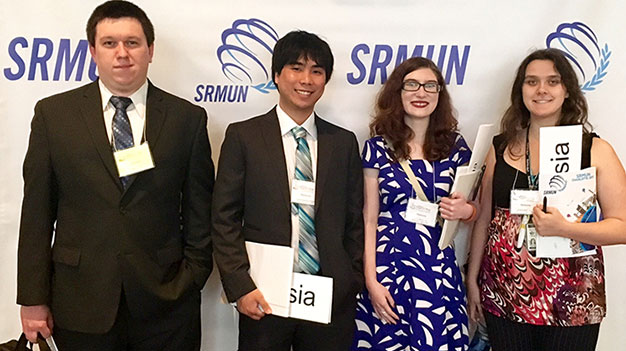 UT Martin students attend Southern Regional Model United Nations Conference