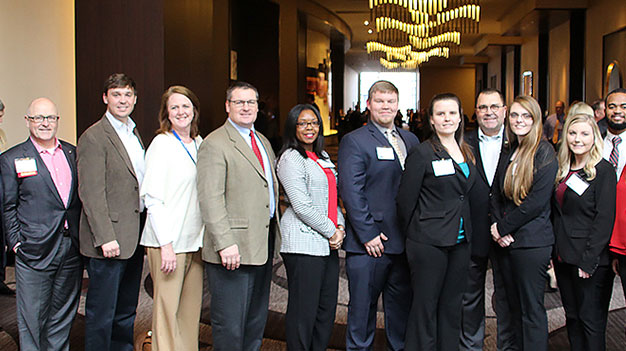 Finance majors attended 2017 Tennessee Bankers Credit Conference