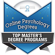 Top Master's Degree Programs Badge
