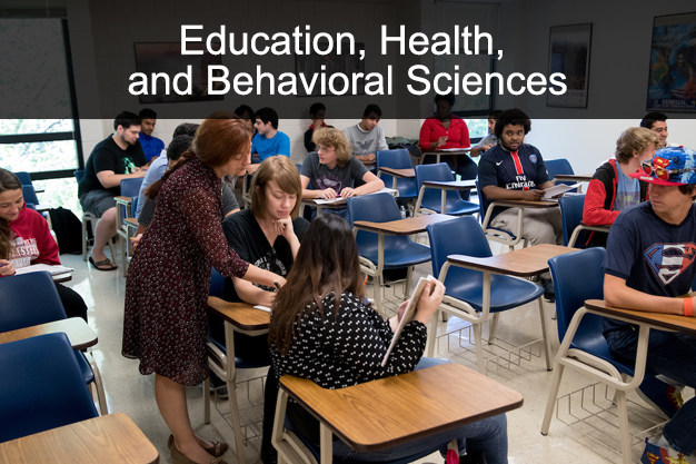 UT Martin Dual Enrollment Education, Health, and Behavioral Sciences courses link