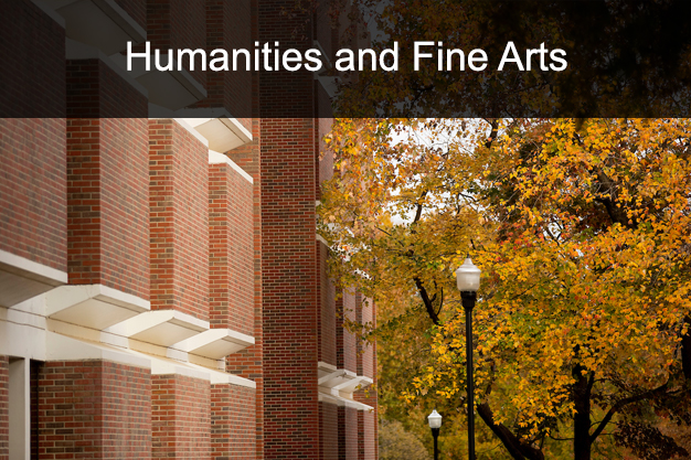UT Martin Dual Enrollment Humanities and Fine Arts courses link