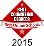 Best Counseling Degrees 2015