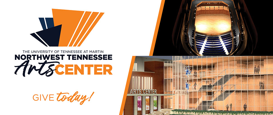 Northwest Tennessee Arts Center - Give Today!
