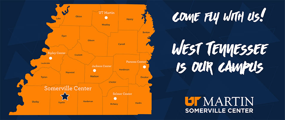West Tennessee is our Campus