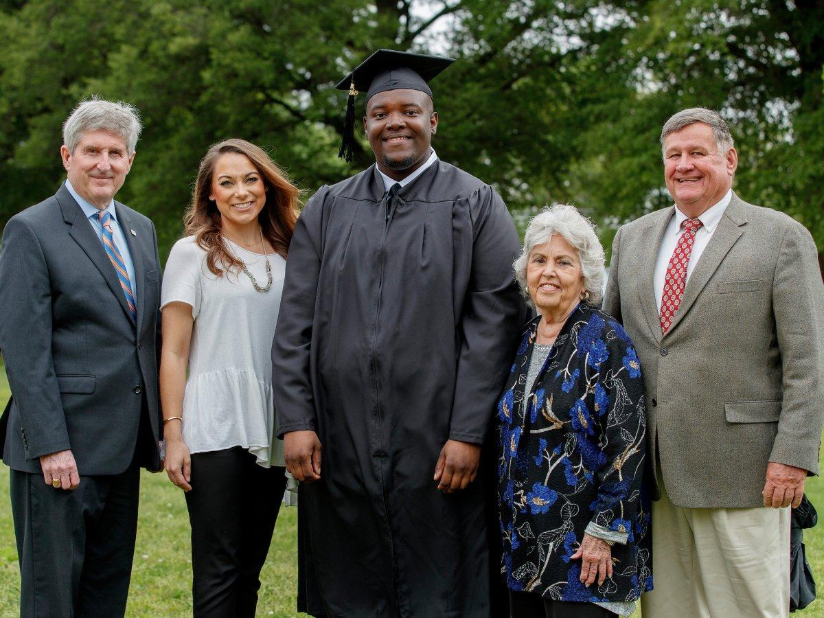 First UT Martin Somerville Center grad sets sights on law